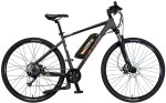 2021 KHS Bicycles Extended 2.0 in Matte Dark Gray