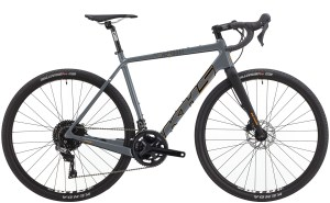 2021 KHS Bicycles Grit 330 Matte Audi Gray