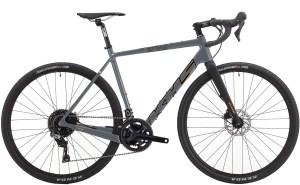 2021 KHS Bicycles Grit 330 in Matte Audi Gray