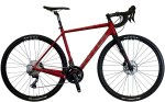 2021 KHS Bicycles Grit 440 in Metallic Red