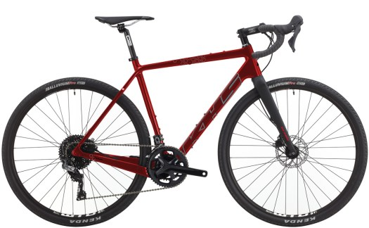 2021 KHS Bicycles Grit 440 Metallic Red