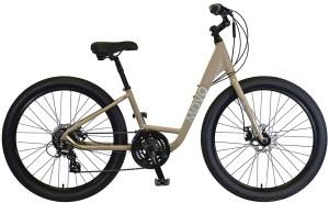 2021 KHS Bicycles Movo 1.0 Step-Thru in Tan