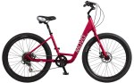 2021 KHS Bicycles Movo 1.0 Step-Thru in Metallic Red