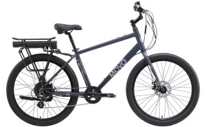2021 KHS Bicycles Movo 1.0E in Dark Gray