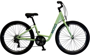 2021 KHS Bicycles Movo Zer.0 Step-Thru in Mint