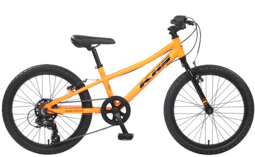 2021 KHS Bicycles Raptor in Orange