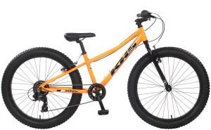 2021 KHS Bicycles Syntaur Plus Girls in Orange