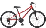 2021 KHS Bicycles T-Rex in Chrome Red