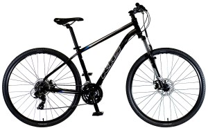 2021 KHS Bicycles UltraSport 2.0 in Matte Black