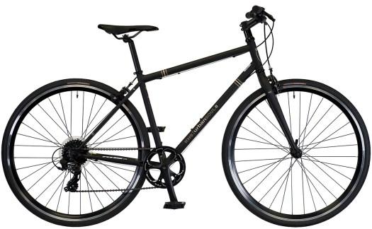2021 KHS Bicycles Urban Soul 8 in Matte Black