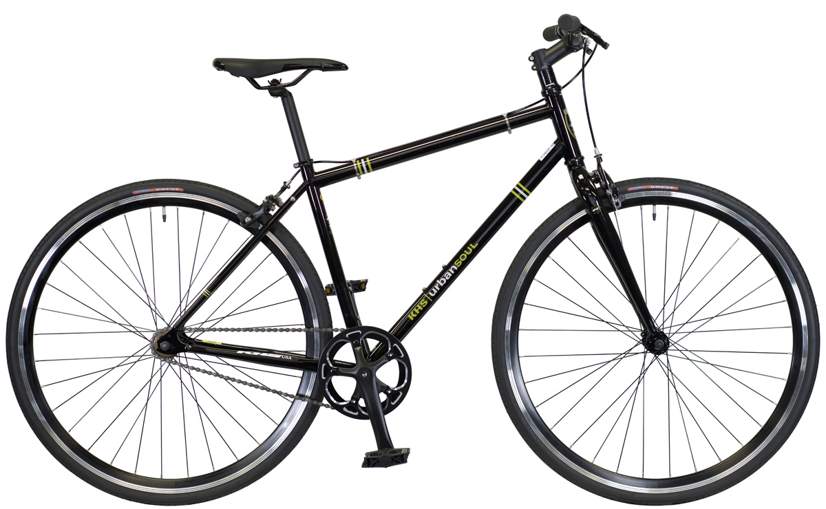2021 KHS Bicycles Urban Soul in Liquid Black