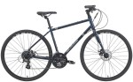 2021 KHS Bicycles Urban Xcape Disc in MIdnight Blue