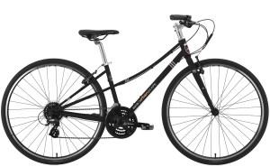 2021 KHS Bicycles Urban Xcape Ladies in Black