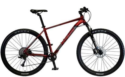 2021 KHS Bicycles Winslow in Red