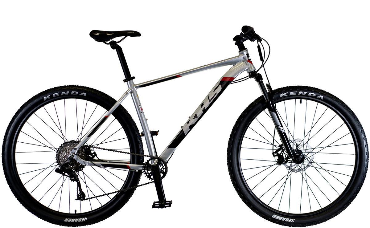 2021 KHS Bicycles Zaca in Silver