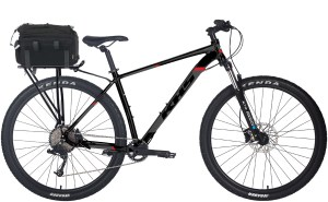 2021 KHS Bicycles K9 in Matte Black