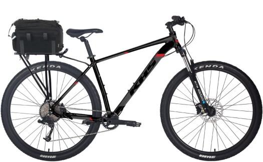 2021 KHS Bicycles K9 in Matte Black