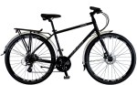 2021 KHS Bicycles Urban X in Matte Black