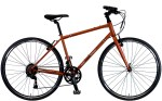 2021 KHS Bicycles Urban Xpress in Rust