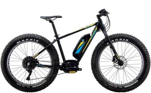 2022 KHS Bicycles Endure 1000 in Matte Black