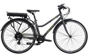 2022 KHS Bicycles Envoy 200 Ladies in Matte Dark Gray