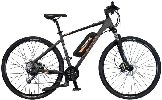 2022 KHS Bicycles Extended 2.0 in Matte Dark Gray