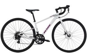 2022 KHS Bicycles Flite 150 Ladies in Linen White