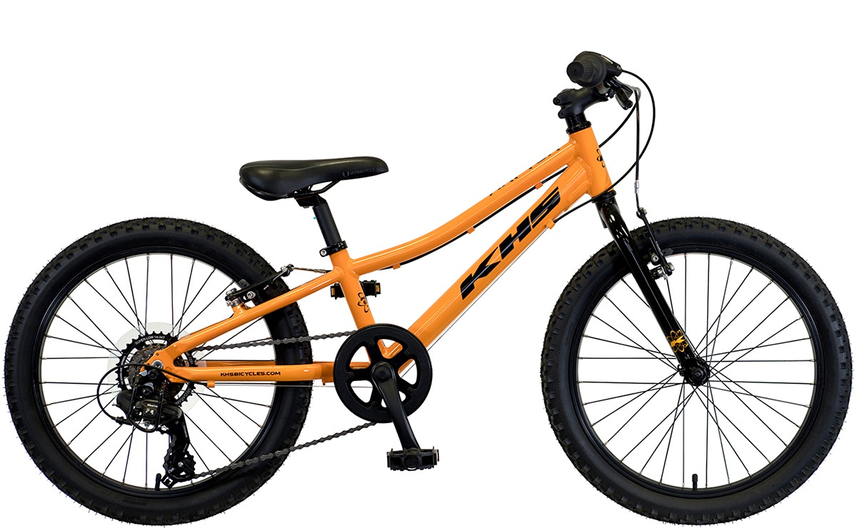 2022 KHS Bicycles Raptor in Orange