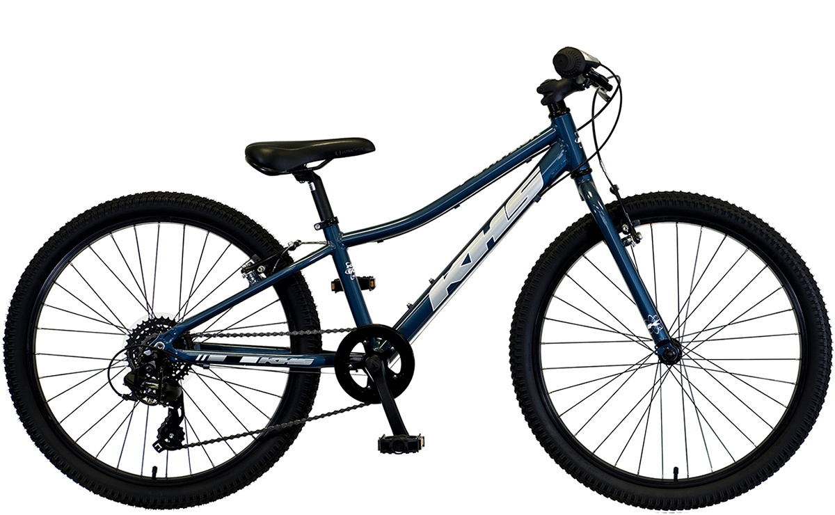 2022 KHS Bicycles Syntaur in Gun Barrel Blue