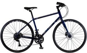 2022 KHS Bicycles Urban Xpress Disc in Dark Blue