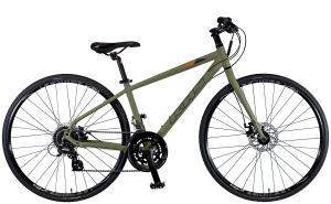 2022 KHS Bicycles Vitamin B Men's in Matte Khaki Green