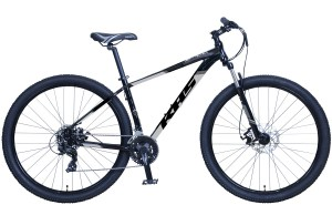 2022 KHS Bicycles Zaca in Black