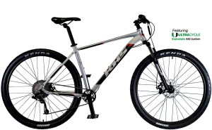 2022 KHS Bicycles Zaca in Silver