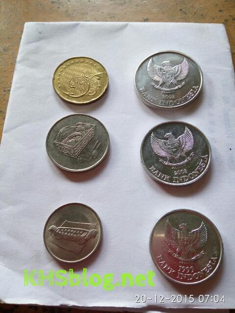 1 Ringgit Sama Dengan Berapa Rupiah : ringgit, dengan, berapa, rupiah, Mencoba, Menyandingkan, Pecahan, Logam, Kepingan, Indonesia, Malaysia, Khsblog