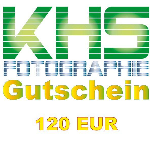 Produktbild Gutschein 120 EUR