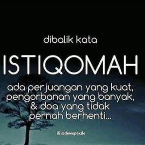 Itiqomah