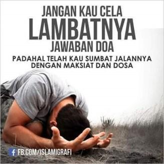 Jawaban Doa