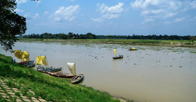 bramhaputra river mymensingh