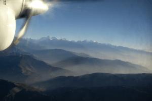 flight to lukla from kathmandu