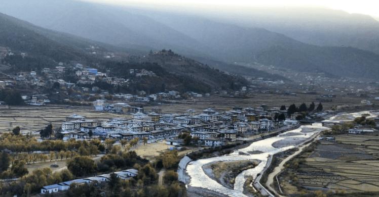 Paro Bhutan travel diary