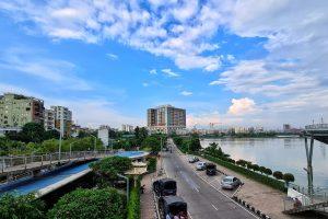 Hatirjheel Dhaka