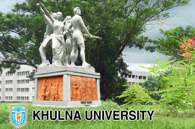 khulna University Admission test