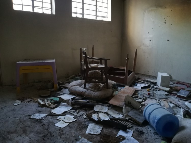 Attack on the Casual Workers' Advice Office in Germiston – how you can help