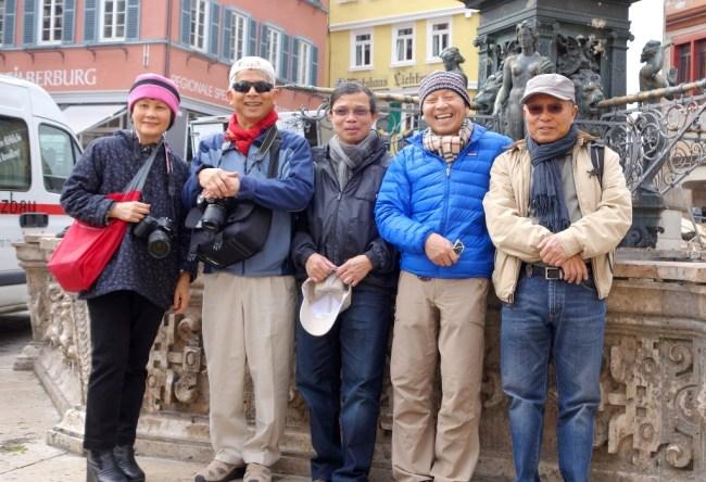 LCHoang 2015 - Europe - Stuttgart - Mai, NDHoang, Luan, LCHoang, TDLoc