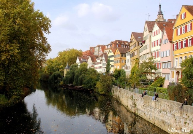 Tubingen. Photo: TongMai