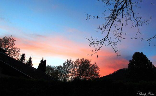 Garmisch-Partenkirchen - Sunrise. Photo: TongMai