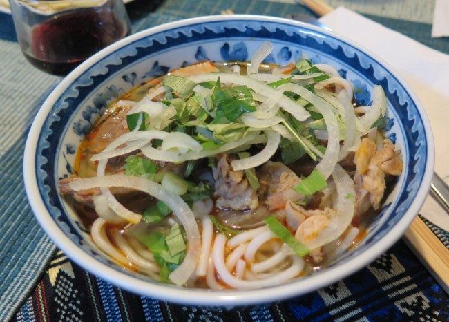 Mai 2015 - Paris, Germany, Budapest - Stuttgard - Nha anh Loc dinner - Bunbo