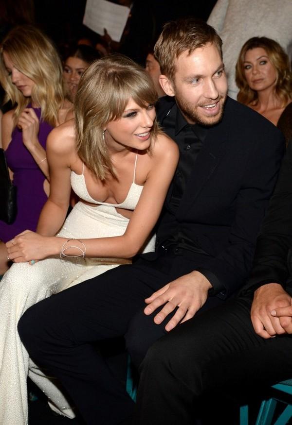 Taylor Swift And Calvin Harris-khurki.net