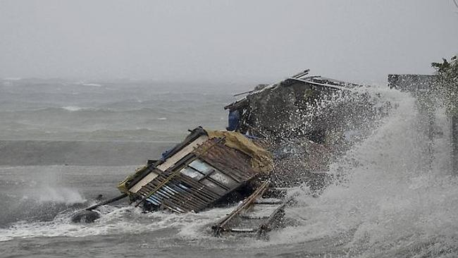Philippines Super Typhoon-khurki.net