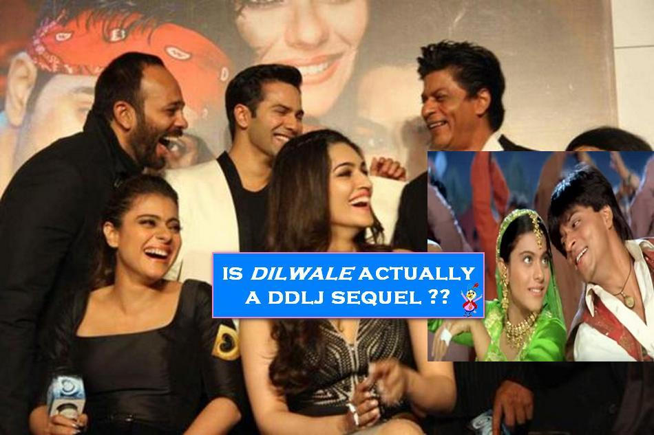 SRK-Kajol Magic